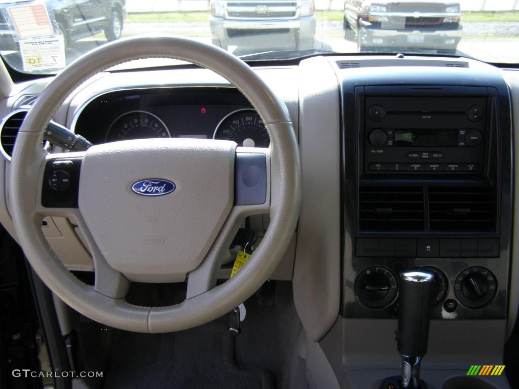 ford explorer 2006 interior images