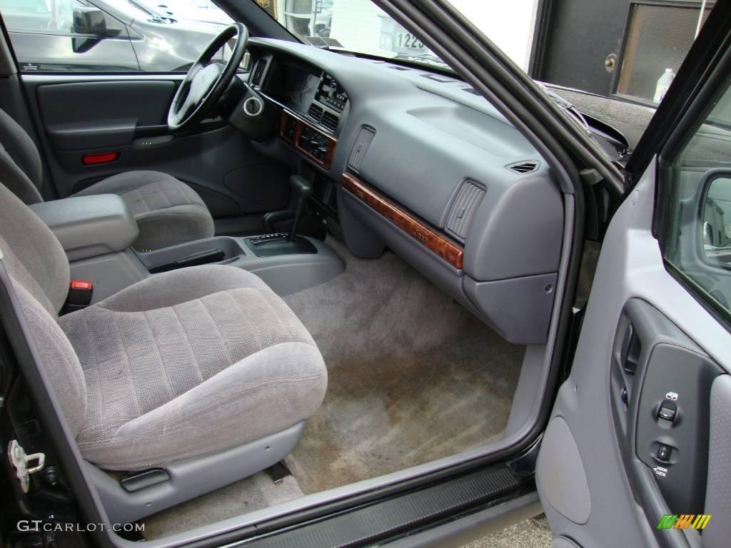 1996 black jeep grand cherokee laredo 4x4 18154430 photo - 1996 jeep grand cherokee interior ...
