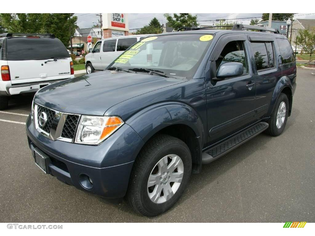 2005 silverton blue pearl nissan pathfinder le 4x4 18166321 silverton blue pearl nissan pathfinder vanachro Gallery