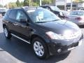 2007 Super Black Nissan Murano SL AWD  photo #3