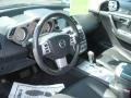 2007 Super Black Nissan Murano SL AWD  photo #13