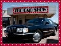 1998 Black Cadillac DeVille Sedan  photo #1