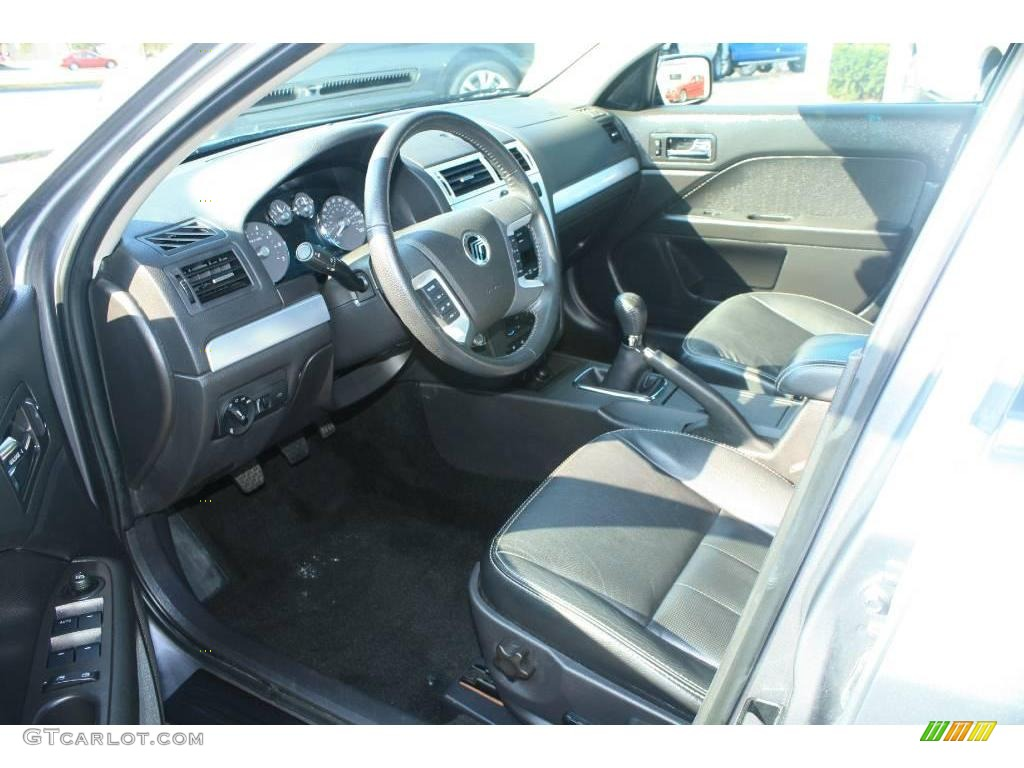 2007 Mercury Milan I4 Premier 5 Speed Manual Transmission Photo #18248816