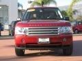 2007 Rimini Red Metallic Land Rover Range Rover HSE  photo #2