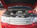 2007 Rimini Red Metallic Land Rover Range Rover HSE  photo #10