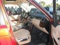 2007 Rimini Red Metallic Land Rover Range Rover HSE  photo #11