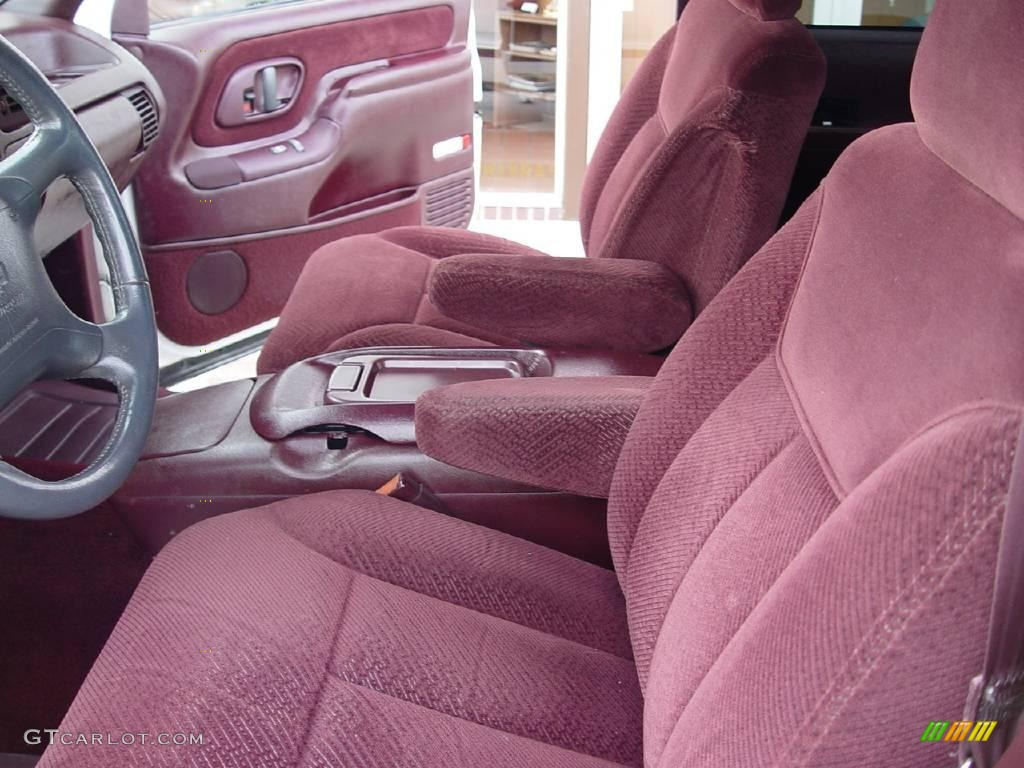 1996 Olympic White Chevrolet C K K1500 Silverado Extended Cab 4x4 18230386 Photo 10 Gtcarlot