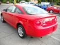 2007 Victory Red Chevrolet Cobalt LS Coupe  photo #4