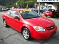 2007 Victory Red Chevrolet Cobalt LS Coupe  photo #19