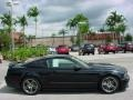 2007 Black Ford Mustang GT Premium Coupe  photo #2