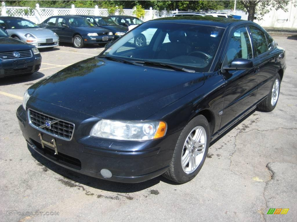 2005 magic blue metallic volvo s60 2 5t awd 18300938 car color galleries. Black Bedroom Furniture Sets. Home Design Ideas
