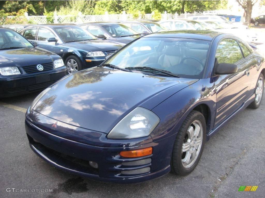 Huntington Blue Pearl Mitsubishi Eclipse Gt Coupe