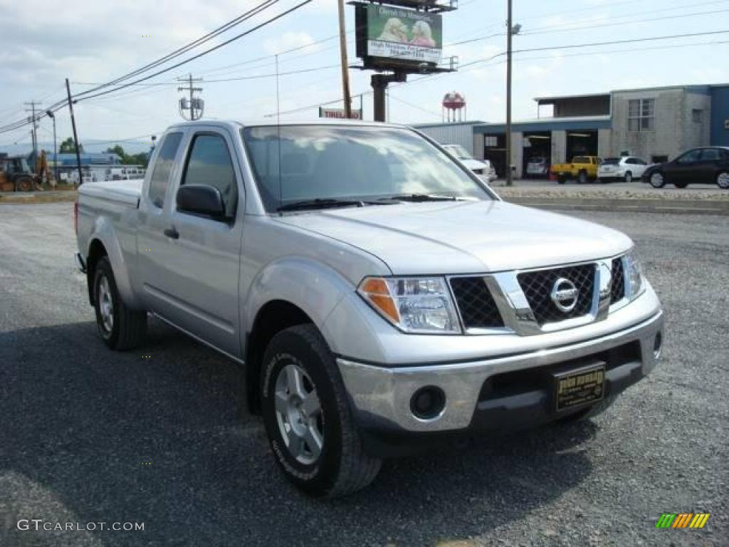 2007 radiant silver nissan frontier se king cab 4x4 18368602 photo 7 car. Black Bedroom Furniture Sets. Home Design Ideas