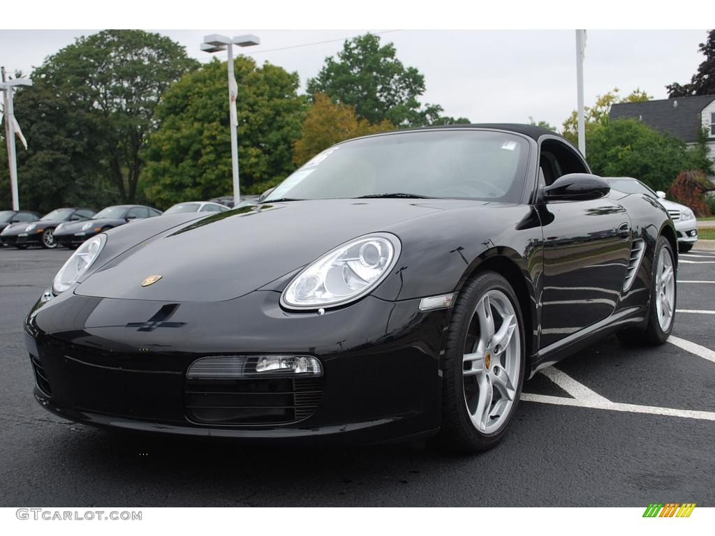 2006 Black Porsche Boxster 18186551 Gtcarlot Com Car Color Galleries