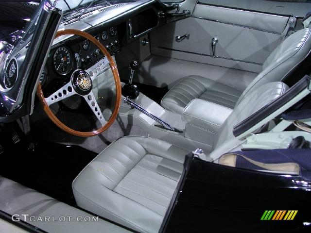 1967 Dark Blue Jaguar E Type Xke 4 2 Roadster 189470 Photo 6 Car Color Galleries