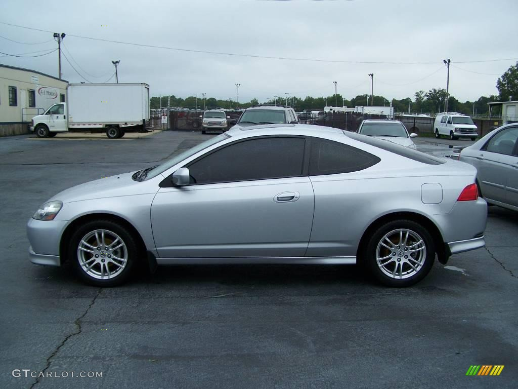 Acura Paint Codes >> 2005 Satin Silver Metallic Acura RSX Sports Coupe #18395516 | GTCarLot.com - Car Color Galleries