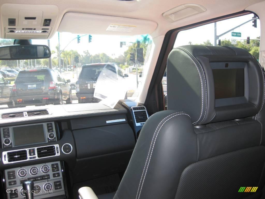 2009 Alaska White Land Rover Range Rover Autobiography Supercharged 18386025 Photo 10