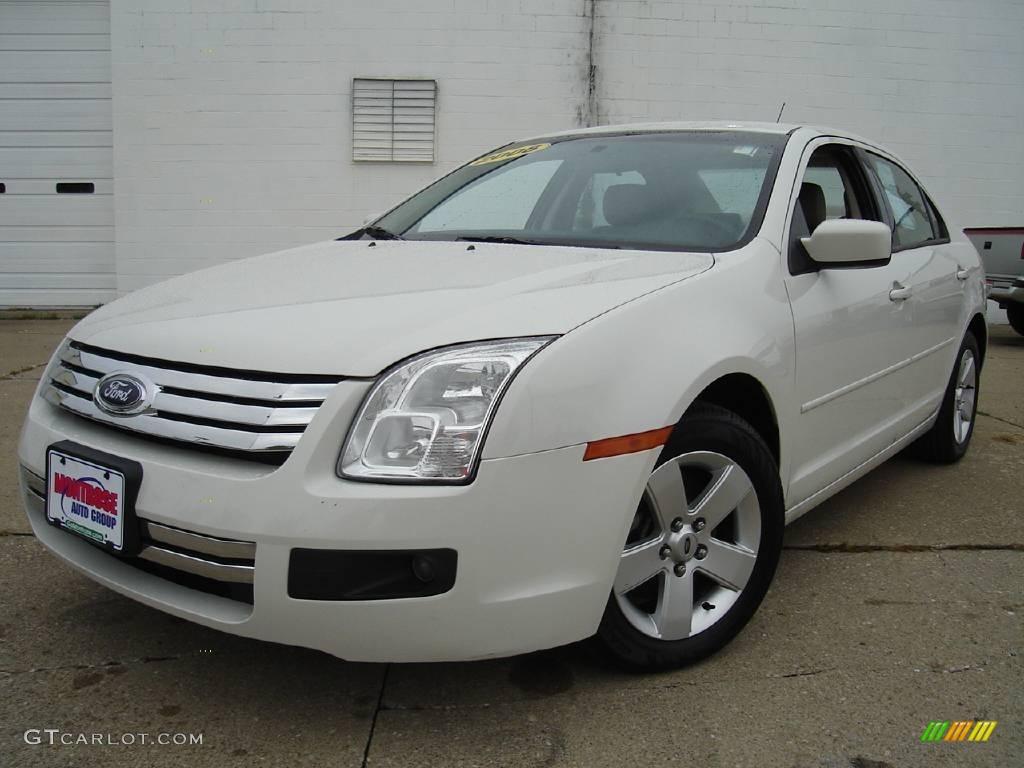 2008 white suede ford fusion se v6 18388757 car color galleries. Black Bedroom Furniture Sets. Home Design Ideas