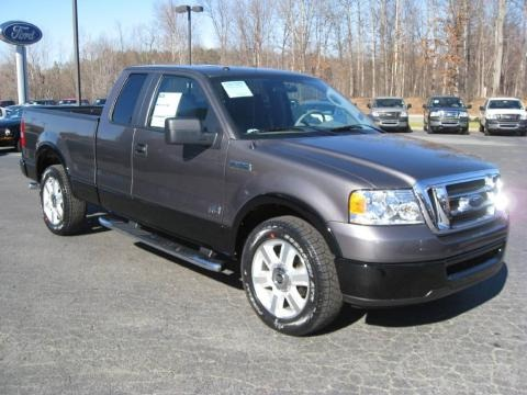 2008 ford f150 xlt supercab 60th anniversary edition data info and specs. Black Bedroom Furniture Sets. Home Design Ideas