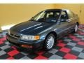Sherwood Green Pearl Metallic - Accord EX Sedan Photo No. 22