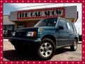 1995 Medium Blue Metallic Suzuki Sidekick JLX 4 Door 4x4  photo #1