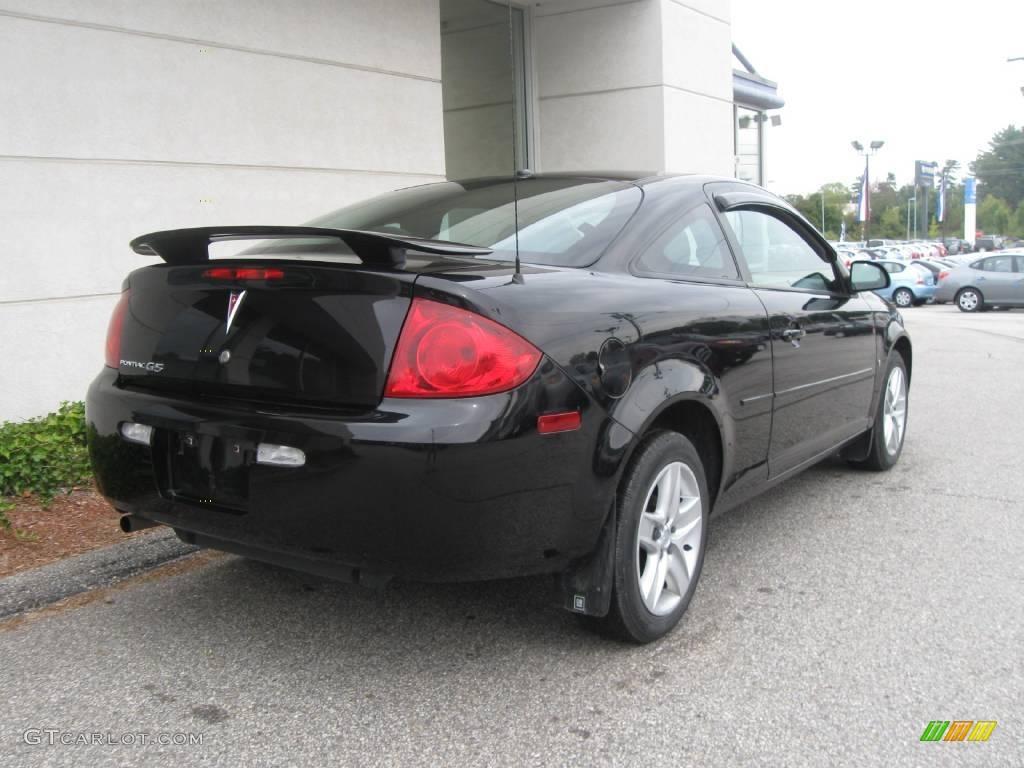 2007 black pontiac g5 18446699 photo 3 gtcarlot car color Pontiac G5 GT 2007 g5 black ebony photo 3