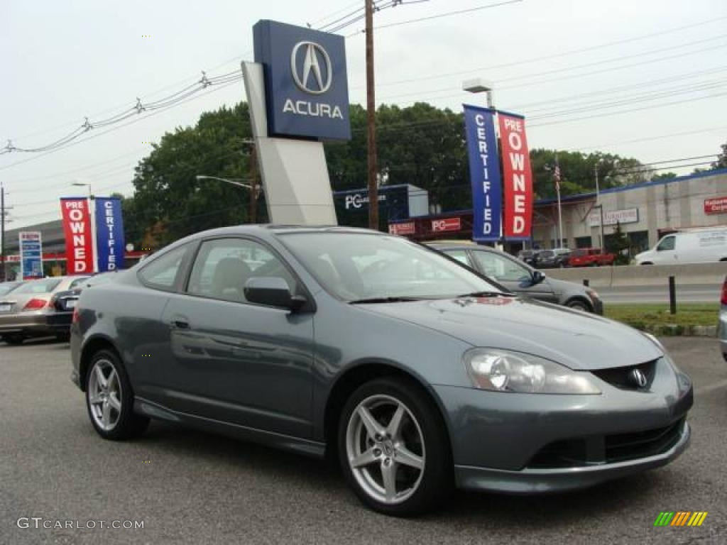 2006 Jade Green Metallic Acura Rsx Type S Sports Coupe 18437428