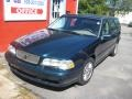 Tropical Green Metallic 1998 Volvo V70 Gallery