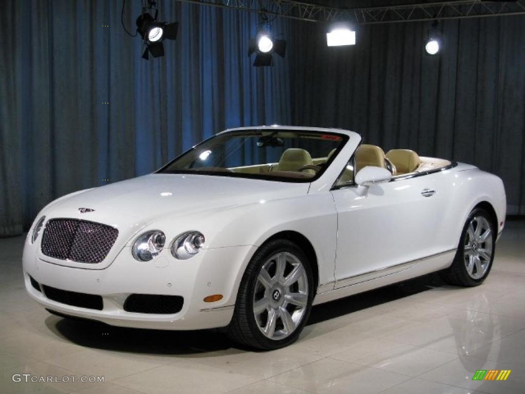 white Continental GTC image