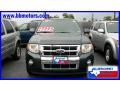 2009 Black Pearl Slate Metallic Ford Escape Limited V6  photo #2