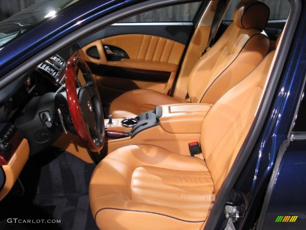 2006 dark blue maserati quattroporte 18514499 photo 6 car color galleries. Black Bedroom Furniture Sets. Home Design Ideas