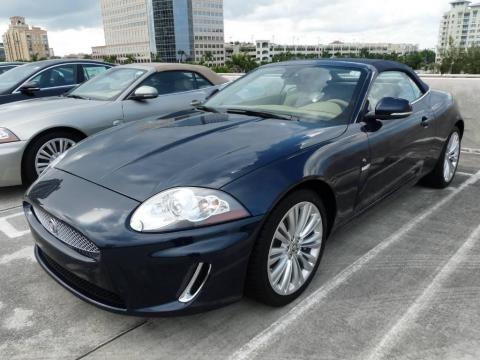 2010 Jaguar XK XK Convertible Data, Info and Specs