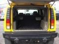 2003 Yellow Hummer H2 SUV  photo #13