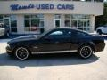 2007 Black Ford Mustang Shelby GT Coupe  photo #1