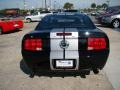2007 Black Ford Mustang Shelby GT Coupe  photo #7
