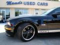 2007 Black Ford Mustang Shelby GT Coupe  photo #20