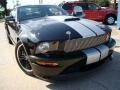 2007 Black Ford Mustang Shelby GT Coupe  photo #32