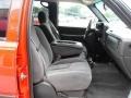 2006 Victory Red Chevrolet Silverado 1500 LS Crew Cab 4x4  photo #9