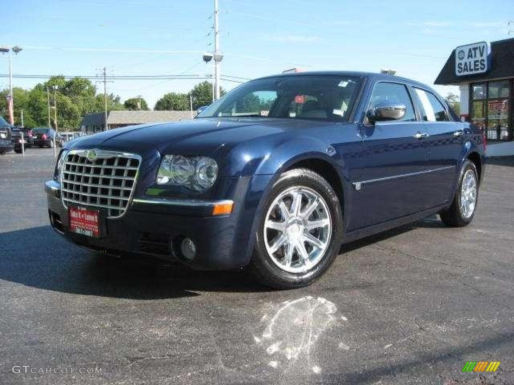 2005 midnight blue pearlcoat chrysler 300 c hemi 18576163 car color galleries. Black Bedroom Furniture Sets. Home Design Ideas