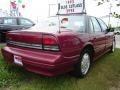 Medium Garnet Red Metallic - Cutlass Supreme Sedan Photo No. 5