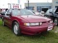 Medium Garnet Red Metallic - Cutlass Supreme Sedan Photo No. 7