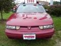 Medium Garnet Red Metallic - Cutlass Supreme Sedan Photo No. 8