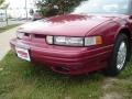 Medium Garnet Red Metallic - Cutlass Supreme Sedan Photo No. 9