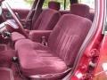 Medium Garnet Red Metallic - Cutlass Supreme Sedan Photo No. 12