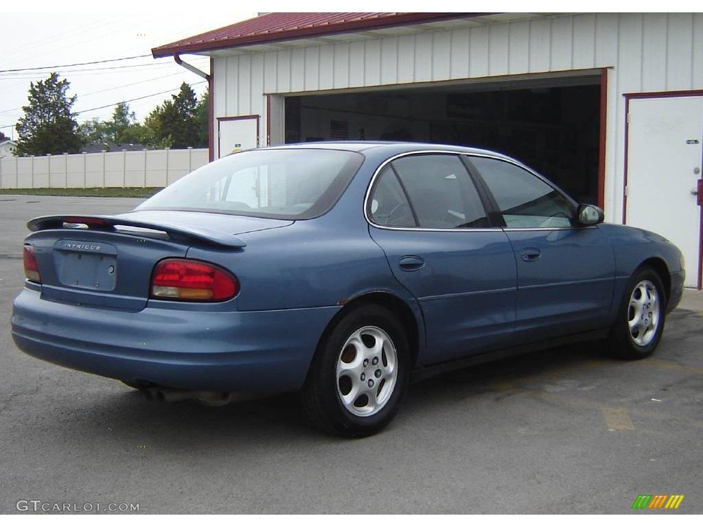 1998 intrigue blue metallic gray photo 5