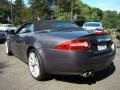 2010 Pearl Grey Metallic Jaguar XK XKR Convertible  photo #4