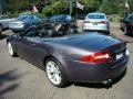 2010 Pearl Grey Metallic Jaguar XK XKR Convertible  photo #9