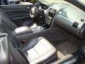 2010 Pearl Grey Metallic Jaguar XK XKR Convertible  photo #22
