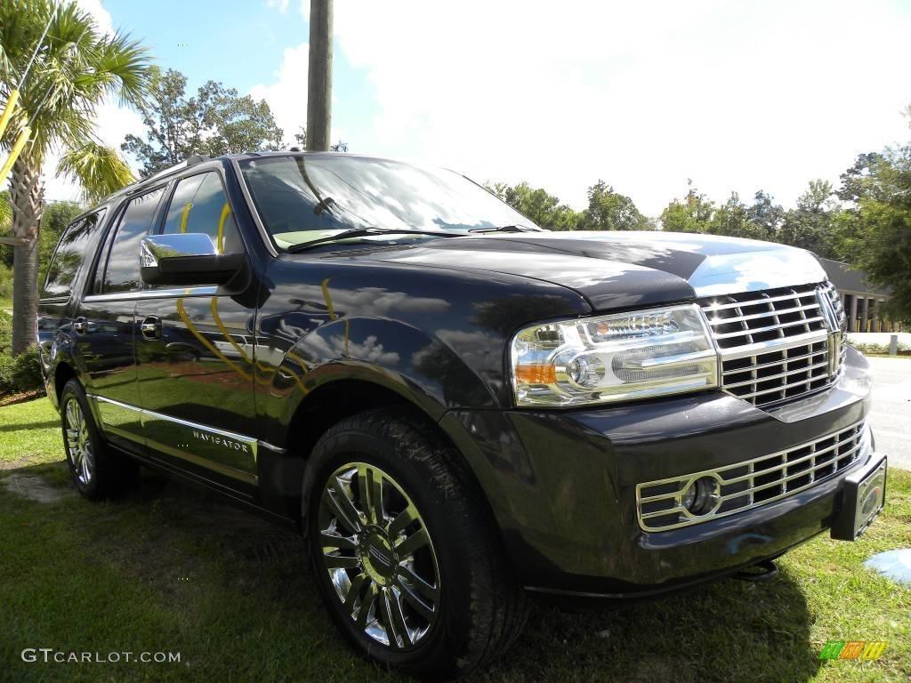 2007 Navigator Luxury - Alloy Metallic / Camel photo #1