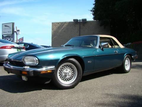 1993 jaguar xj xjs convertible data info and specs. Black Bedroom Furniture Sets. Home Design Ideas